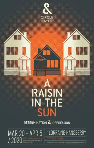Production poster for A Raisin in the Sun