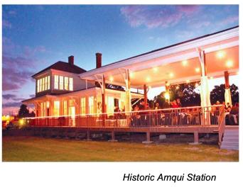 Historic Amqui Station