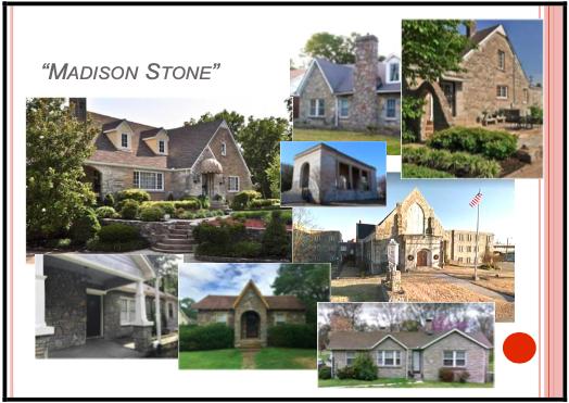 Madison Stone examples